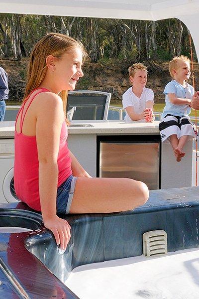 Luxury Houseboats Murray River